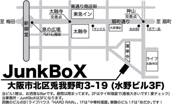 Junkbox-map